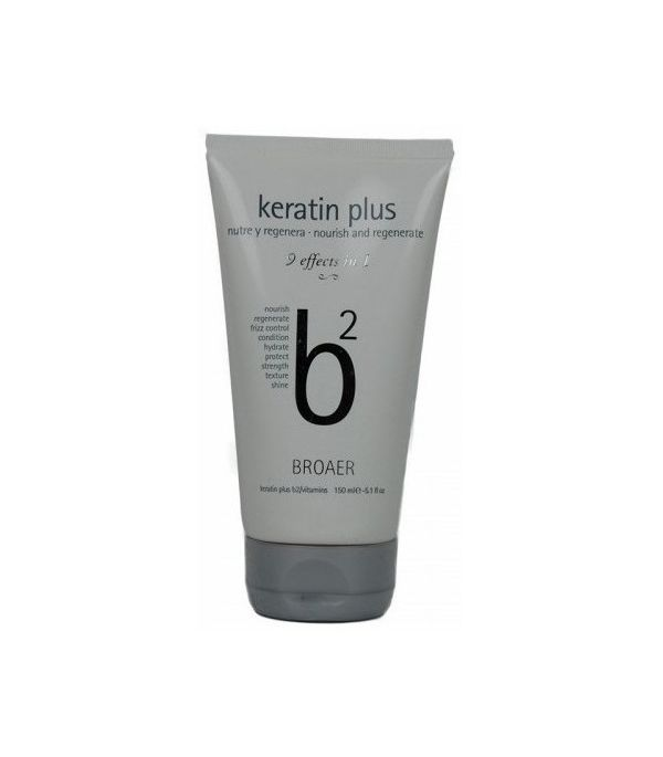Mascarilla keratin plus Broaer