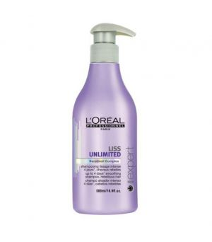 Expert liss unlimited champu 500ml