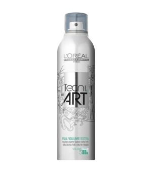 Tecniart new espuma full volume extra 250ml
