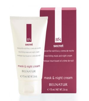 Secret mask night cream 75ml belnatur