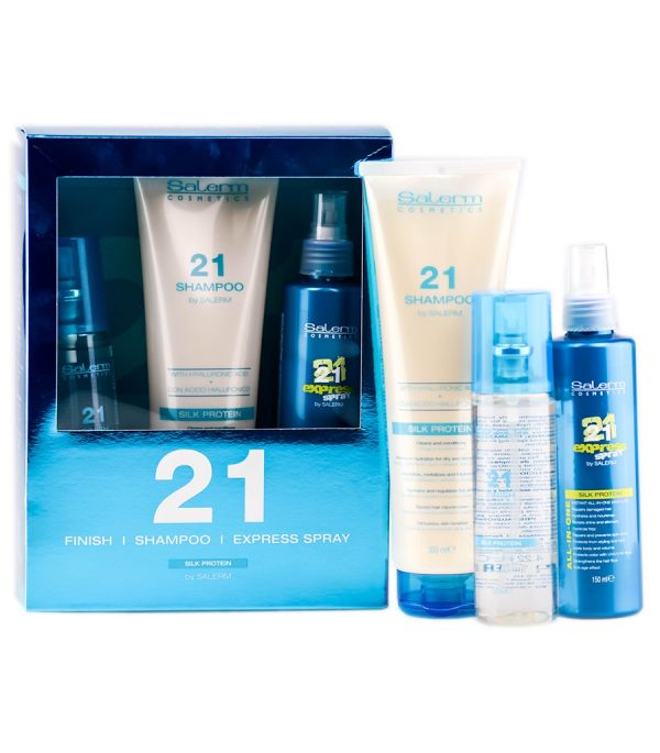 Salerm 21 pack 3 productos