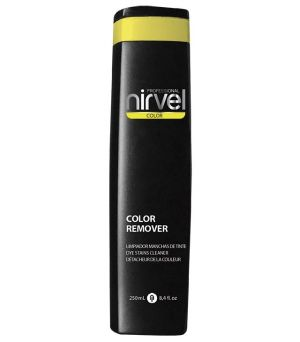 Quitamanchas tinte color remover nirvel