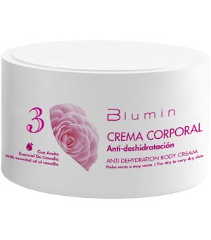Crema corporal blumin woman 300ml N3