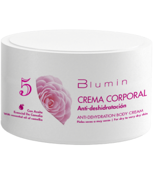 Crema corporal blumin woman 300ml N5
