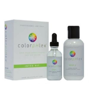 Kit 16 aplicaciones tratamiento color ph lex
