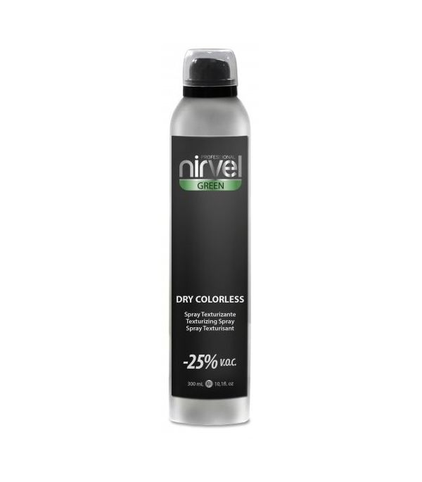 Nirvel Dry Colorless Spray Texturizante 300ml