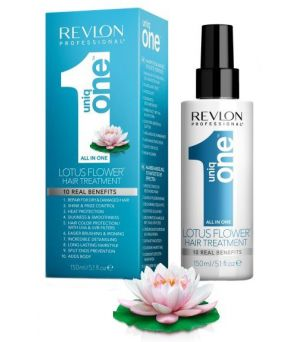 Tratamiento Uniq One Lotus Flower Revlon 150 ml