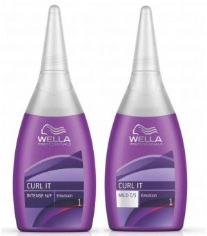 Permanente Curl It Wella