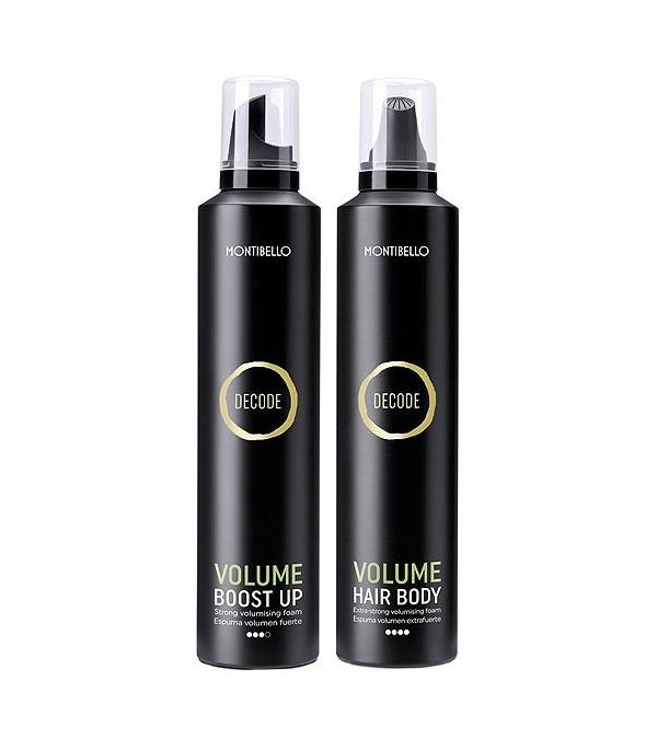 Espuma Volumen Decode Boost Up/Hair Body 300ml