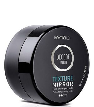 Pomada Fijación y Brillo Decode Texture Men Mirror 90ml