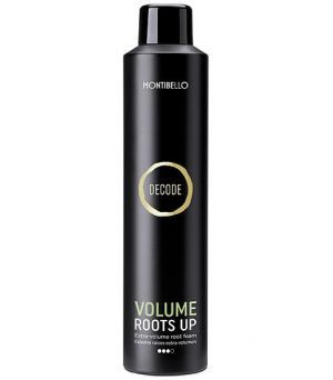 Espuma Raices Extra Volumen Decode Volume Roots Up 300ml