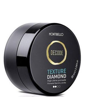 Pomada Fijación y Brillo Decode Texture Diamond 90ml