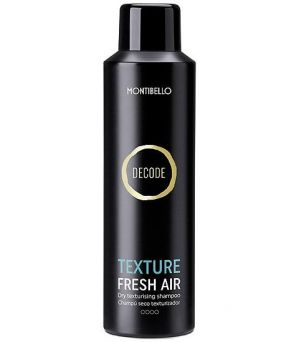 Champú Seco Texturizador Decode Texture Fresh Air 200ml