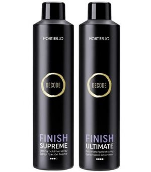 Spray Fijador Decode Finish Ultimate/Supreme 400ml