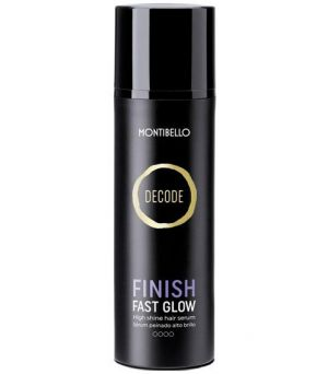 Sérum Peinado Brillo Decode Finish Fast Glow 50ml