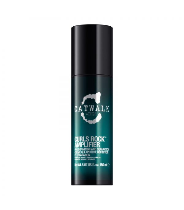 Curls rock amplifier Tigi