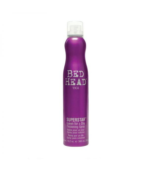 Superstar queen for a day thick spray mousse Tigi