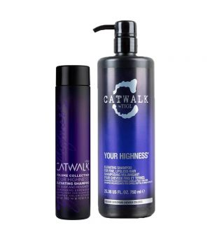 Champú Your highness shampoo Tigi