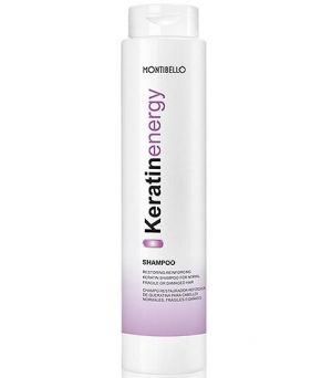 Champú keratin energy 300ml Montibello