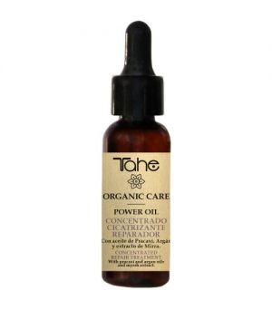 Concentrado cicatrizante reparador Power oil Organic Care Tahe