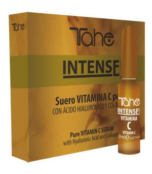 Suero lifting con vitamina C pura Intense Tahe