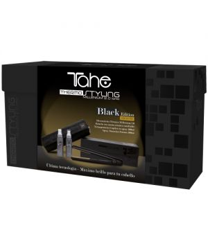 Kit Plancha Thermostyling Negra Tahe