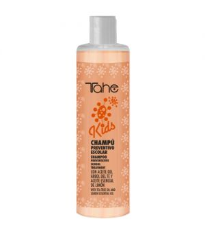 Champú preventivo escolar kids Bio fluid Tahe