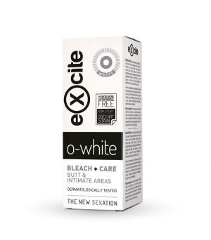 Aclarante zonas intimas Excite 0 White 50 ml