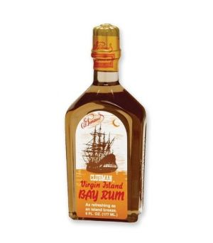 After shave bay rum virgim island clubman pinaud 177 ml