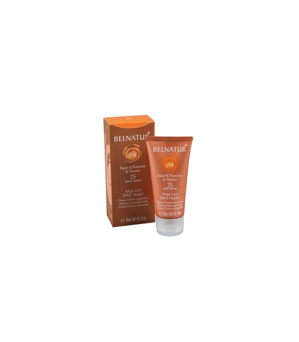 Alga Sun DNA Repair 25 Cream 50ml Belnatur
