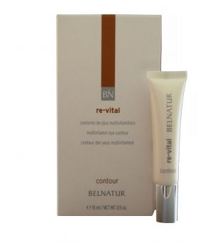 Contorno de ojos Re-vital 15ml Belnatur