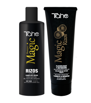 Pack Magic Rizos Cabello Secos Tahe