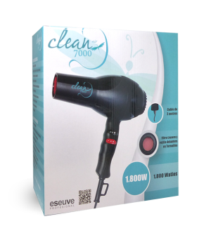 Secador de mano SV Clean air 7000 1800w