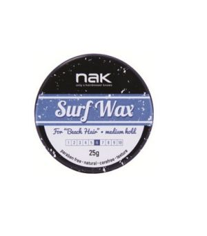 Surf Wax NAK Cera mate con fijación media