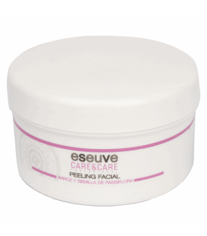 Peeling facial de arroz y semillas Care&Care Eseuve