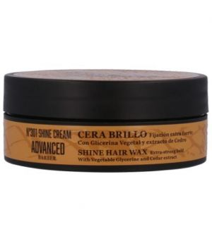Cera brillo Nº301 Shine Cream Advanced Barber