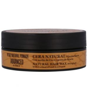 Cera natural Nº302 Natural Pomade Advanced Barber Tahe