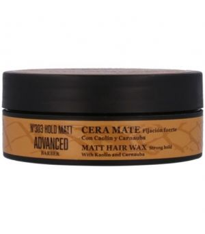 Cera mate Nº303 hold matt Advanced Barber