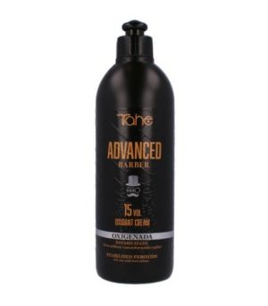 Oxigenada estabilizada Oxidant Cream Advanced Barber TAHE 400 ML