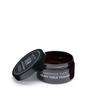 AMERICAN CREW HEAVY HOLD POMADE 85ML