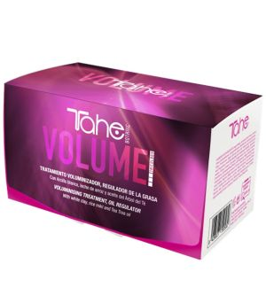 Tratamiento capilar voluminizador y regulador de la grasa Tricology Volume 6X10ml Tahe