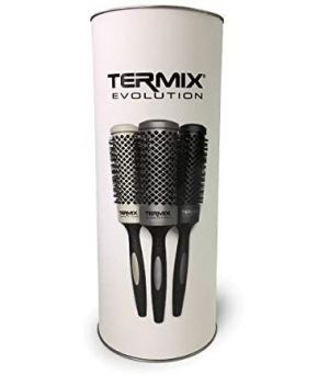Pack 5 cepillos térmicos profesionales Termix Evolution Basic. Version Profesional
