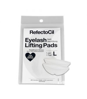 Eyelash Lifting Pads L Refectocil (1 Par) Permanente Pestañas. Version Profesional