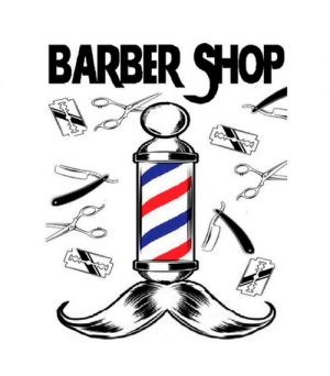 Peinador Barbero Barber Shop Polo. Version Profesional