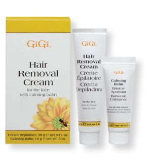 Gigi hair removal