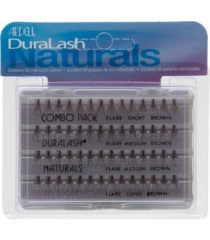 Ardell duralash naturals comboBROWN