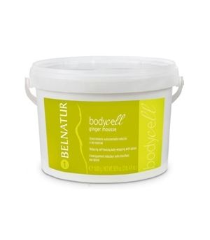 Bodycell ginger mousse 1500gr